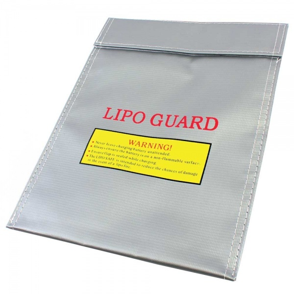 Vak pro bezpečné dobíjení LI-PO baterií XL