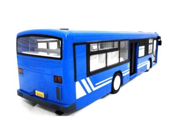Městský autobus na dálkové ovládání