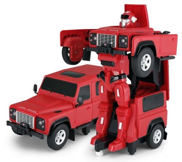 Land Rover Transformer 1:14  - červený