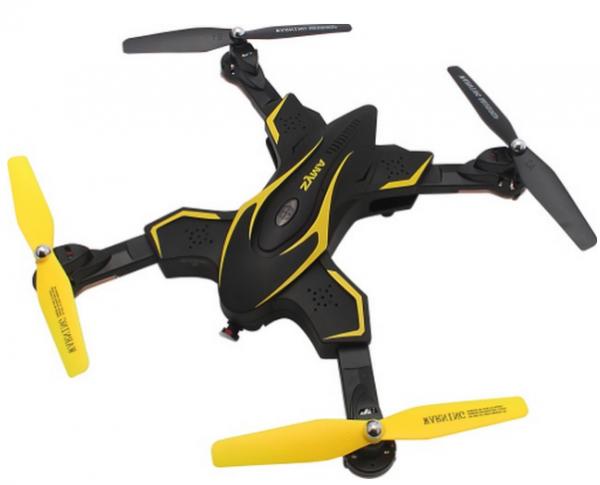 Syma X56W - drží pozici pomocí kamery