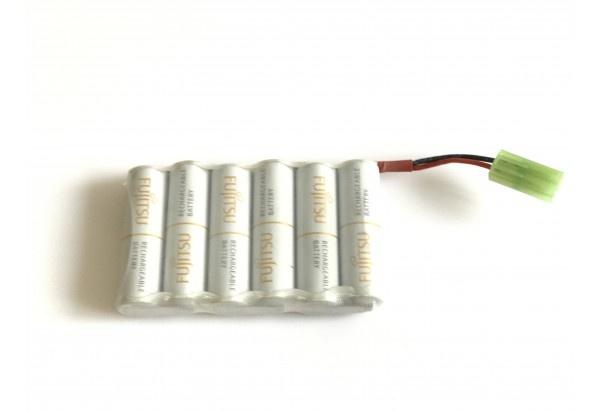 Akumulátor pro DF crawler 2000 mAh 7,2V Nimh