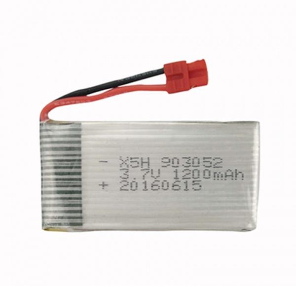 1200mAh 3,7V - náhradní aku pro X5cHW, X5cH, X5HW či X5HC
