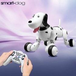 Robo-Dog - Pes na dálkové ovládání - černá