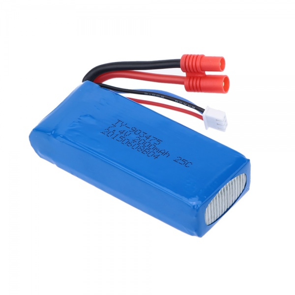 Akumulátor do SYMA X8C, X8W, X8CW, X8G, X8HW, X8HC, X8HG a K800